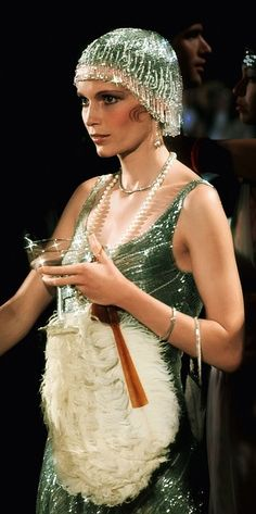 The Great Gatsby (1974). Costume Designer: Theoni V. Aldredge