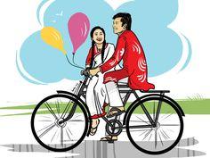 Duranta 1 1 1 by Delowar Ripon Cute Bear Drawings, Love Drawings, Art Drawings, Couple Sketch, Couple Drawings, Couple Illustration, Illustration Art, Couple In Rain, Duranta