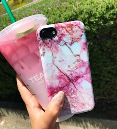 Starting our weekend  Pink Lava Case for iPhone 7 & iPhone 7 Plus from Elemental Cases