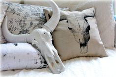 HOME: Buffel Schedel