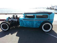 Ford : Model A chopped 1930 MODEL A HOT ROD RAT RO - http://www.legendaryfinds.com/ford-model-a-chopped-1930-model-a-hot-rod-rat-ro/