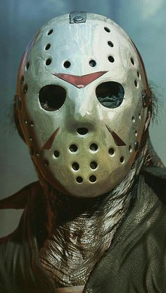 Friday 13th Jason Art