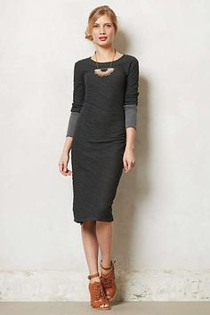 Anthropologie - Tippler Knit Dress   I'LL TAKE ONE OF THOSE!
