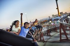 The family-friendly thrills never stop in Dubai's theme parks — especially with the flood of new attractions currently under way.