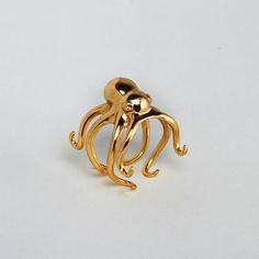 Shapeways Blog / Gold Plated Brass