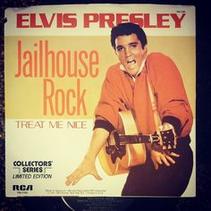 #ElvisPresley Jailhouse Rock/Treat Me Nice #USrelease #1977 RCA PB-11101 #7inch #45rpm #monovinyl #limitededitionvinyl #reissuevinyl #rockandroll #rockmusic #nowspinning #vinyljunkie #vinylrecord #vinylrecords #instavinyl #vinyl #vinyladdict #vinyligclub #vinylcollection #vinylporn #vinylcommunity #vinylcollectionpost #vinylcollector by gavlegroove_