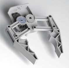Solidworks Gripper design - Karl Williams