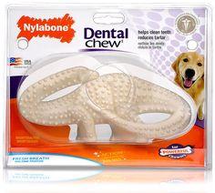Nylabone Dental Dinosaur Assorted Dog Treats - $4.99