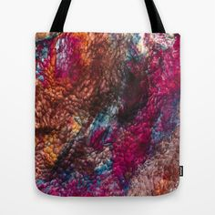 Metal G(217) Tote Bag by Robin Curtiss - $22.00