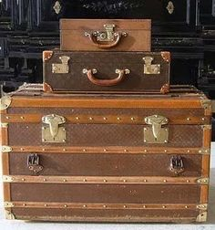 Trunks....a British colonial staple