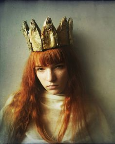 art portfolio, princess, drawing faces, portrait photography, queen, fish, nika toroptsova, crown, art school