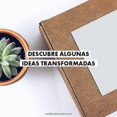 Transformar ideas 💡se nos da bien, descubre algunas ellas aquí {link en la bio} #igersspain #igers #blogger #instagood #ideas #design #girl