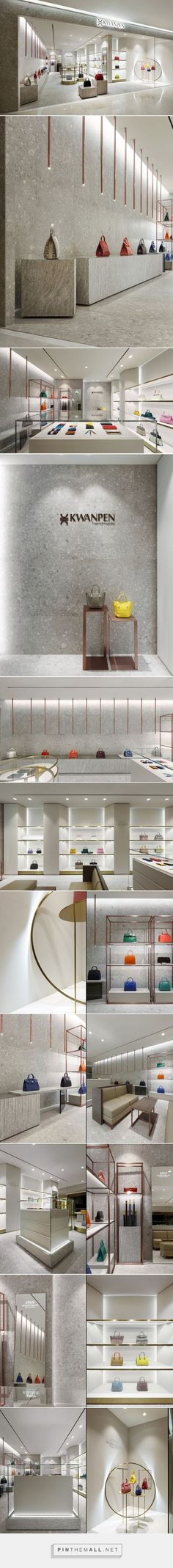 KWANPEN Store by Betwin Space Design, Busan – South Korea » Retail Design Blog... - a grouped images picture - Pin Them All