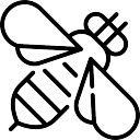 Like this bee for logo from freepik website