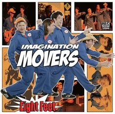 Eight Feet, 2006 Parents' Choice Award Recommended Award - Audio #Music