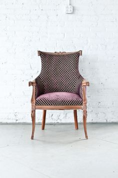 Professor Plum Chairs | Patina