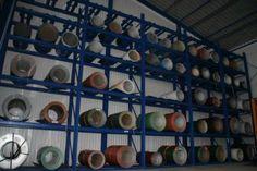 Coils zur Herstellung von Trapezblech, Dachpfannenprofil und Kantteilen.