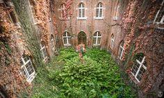 Abandoned Monastere Antoinette  アントワネット修道院