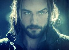 Tom Mison as Ichabod Crane.  Would he be as hot if not wearing period clothing?  I'll have to go look at a bunch of photos and decide.