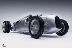 Auto Union C-type HillClimber 1936