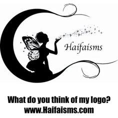 Be honest, but not too harsh!  Sponsored by @iworkcompanyltd  #Haifaisms  #logo #fairy #fairies #fairydust #crescent
