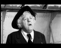 Born in London May 1892, Margaret Rutherford, was the 2nd Miss Marple, the first being Dame Gracie Fields. Already in her 70s at the time of filming, Margaret made 4 movies 1961-1964. Her husband, Stringer Davis, co-starred in all 4 movies as Mr. Stringer.