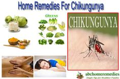 Home Remedies For Chikungunya
