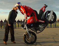 WarmUp Motorradsaison 2015