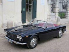 Lancia Flaminia Touring Superleggera 2.8 Cabriolet For Sale     .