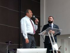 Depois de ter visitado 5 estados brasileiros, o presidente da UICJ parte para Israel com a finalidade de acompanhar os projetos humanitários da organização.
