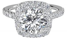 FAQ: What is a French-Set Engagement Ring?