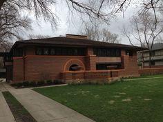 Frank Lloyd Wright, Oak Park, IL