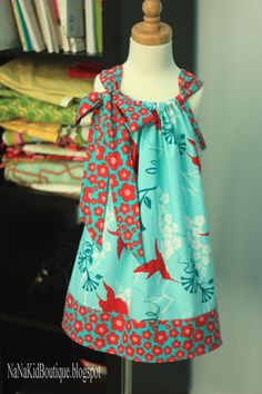 My pillow dress – Sewing Projects | BurdaStyle.com
