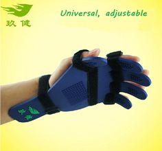 Rehabilitación dispositivos universal ajustable aparatos ortopédicos tablero del dedo(China (Mainland))