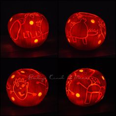 special halloween pumpkins