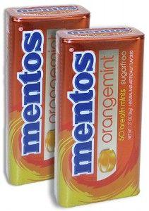 Free Mentos Mint Tins (Publix)