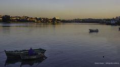 The fisherman / El pescador. As Xubias. A Coruña. Galicia. España.