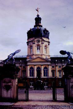 Charlottenburg Palace, Main Gate: West Berlin