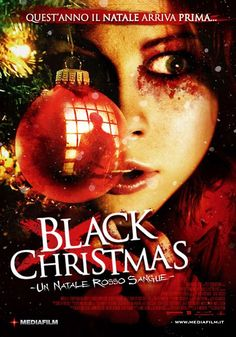 Black Christmas , starring Olivia Hussey, Keir Dullea, Margot Kidder, John Saxon. A sorority house is terrorized by a stranger who makes frightening phone calls and then murders the sorority sisters during Christmas break. #Horror #Mystery #Thriller