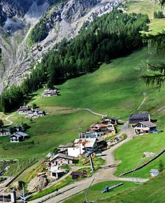 COURMAYEUR (Valle d'Aosta) - CHECROUIT - by Guido Tosatto