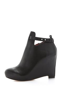 Elizabeth and James Peri Wedge Booties (20% today with code WEAREFAMILY)