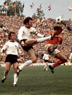 Beckenbauer vs Neeskens