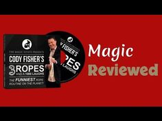 Cody Fisher: 3 Ropes And 1000 Laughs Reviewed 3.5 Stars with a Stone Status of gem  Full Review: http://magicreviewed.com/reviews/cody-fisher-3-ropes-and-1000-laughs-reviewed/