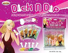Bachelorette Party Dick N Dip Candy - Pecker Shaped Fun D... https://www.amazon.com/dp/B01DIBVN0S/ref=cm_sw_r_pi_dp_x_kCQ-zbQ77VD19