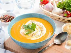 Zupa krem z dyni z marchewką: klasyczny przepis
