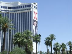 I took this photo of the Las Vegas Hilton in 2007. It has recently changed ownership and name again.