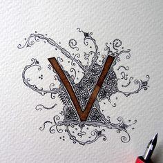 Anachropsy - Calligraphie latine par Benoit Furet - Se faire des amis