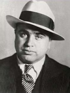 Al Capone Mugshot - 1927 - Photo - Chicago - Mafia - Photograph - Man Cave - Mobster - Mob - Organized Crime - Scarface - Mug Shot - Print Al Capone, Real Gangster, Mafia Gangster, Gabriel, Don Corleone, Chicago Outfit, Foto Portrait, The Blues Brothers, Chicago Photos
