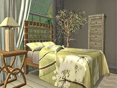 SIMS 2 - SPX Royal Bedspread and Pillow Recolors - Downloads - BPS Community