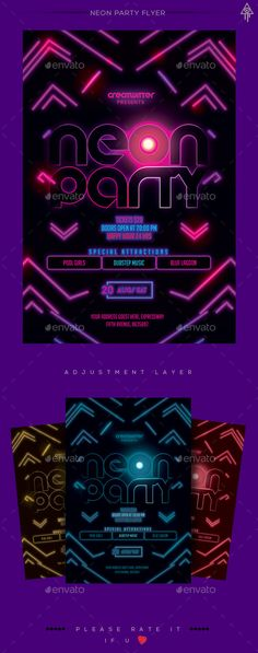 Free Summer Party Flyer Template Free Flyer Templates Psd Club